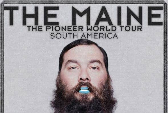 The Maine en Argentina 2012 (Teatro Vorterix)