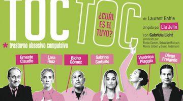 Toc Toc en Rosario 2016