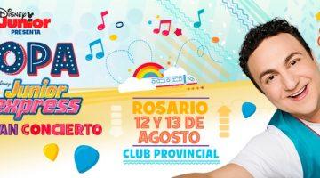 Topa en Rosario 2016: Club Provincial