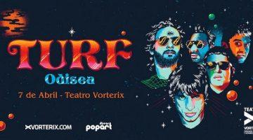 Turf en el Teatro Vorterix 2018