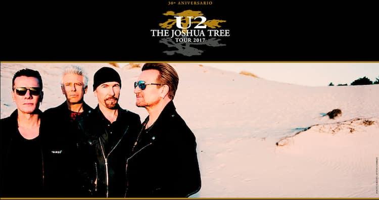 U2 en Argentina 2017: Precios y entradas en venta