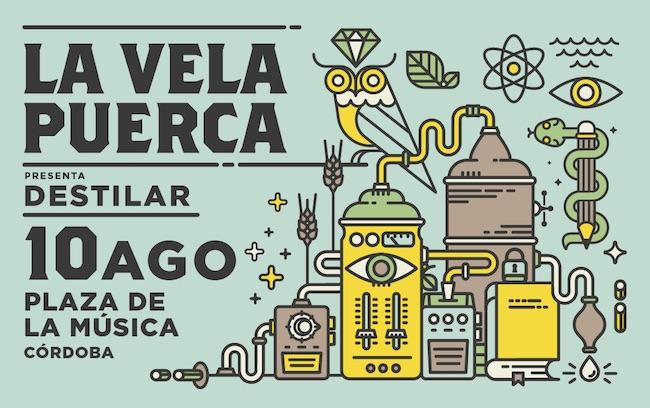 La vela puerca en Córdoba 2018: Precios y entradas en venta