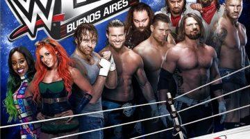 WWE en Argentina 2017: Luna Park